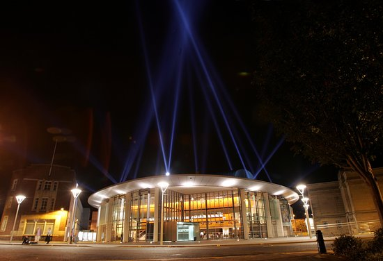 Перт, UK: Perth Concert Hall