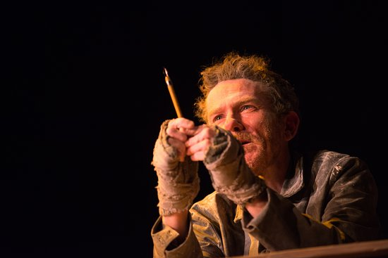 Perth Theatre: Knives in Hens
