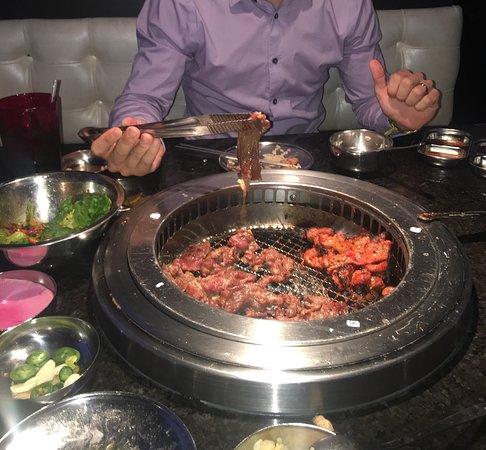 Iron Age Korean Restaurant: iron age