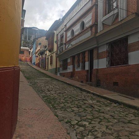 Barrio La Candelaria照片