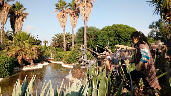 Minigolf Californien