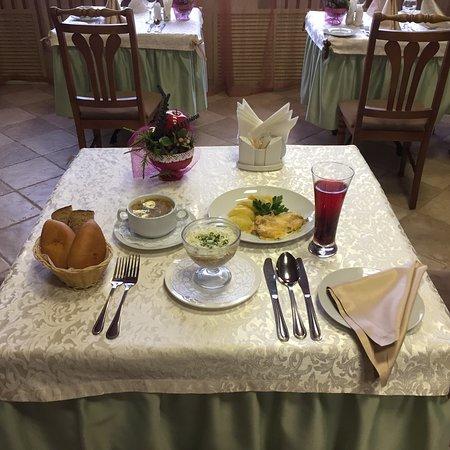 Sadko Hotel: Замечательная Гостиница,вкусно кормят по приемлемым ценам