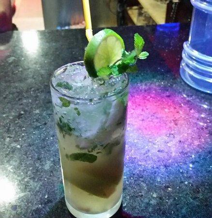 Rumba Deluxe Bar & Lounge Santo Domingo: Mojito Cubano