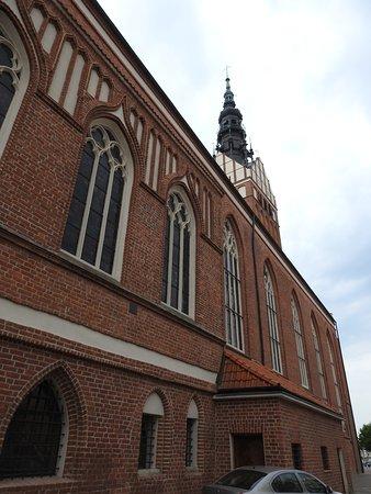 St. Nicholas Cathedral (Katedra Sw. Mikolaja) : Odbudowana Katedra