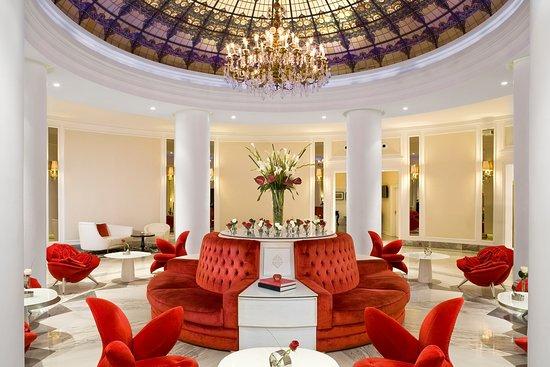 Hotel Colón Gran Meliá: Hall