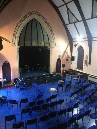 The David Hall