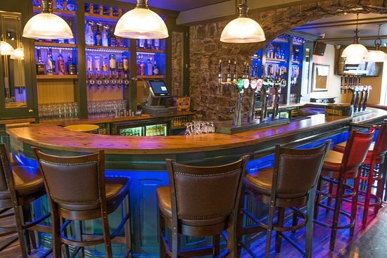 nice menu - Review of Phoenix Court, Carrick-on-Shannon