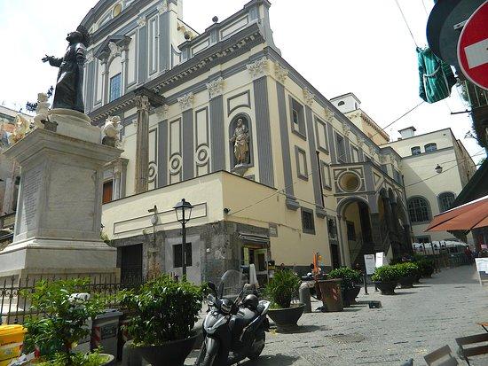 Statua di San Gaetano