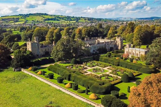 Winchcombe, UK: Sudeley Castle & Gardens