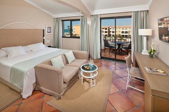 Gran Melia Sancti Petri: Premium Room Sea View