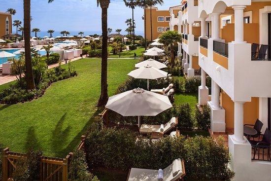 Gran Melia Sancti Petri: View Garden Terraces
