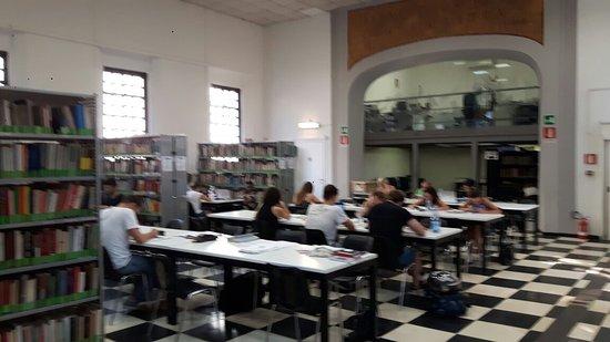 Biblioteca Villa Mercede