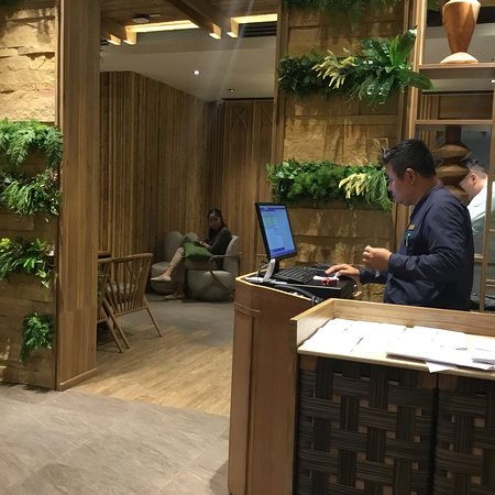 Oakwood Hotel JourneyHub Phuket: The hotel is really good I loved the ambience  The best thing the staff and management is really