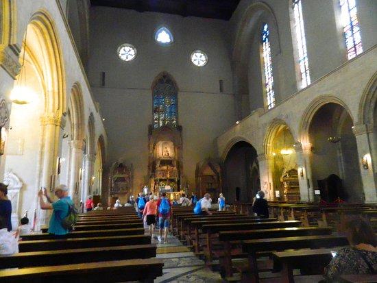 Chiesa di Santa Chiara: Intern