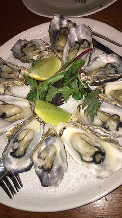 Indian Fusion Tapas Bar & Restaurant: oysters