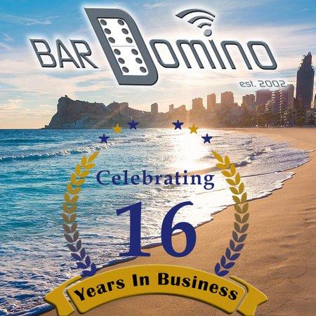Bar Domino Benidorm