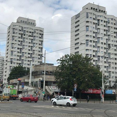 Plac Grunwaldzki Foto