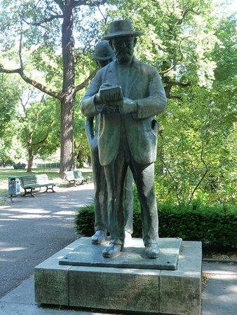 Heinrich Zille Denkmal