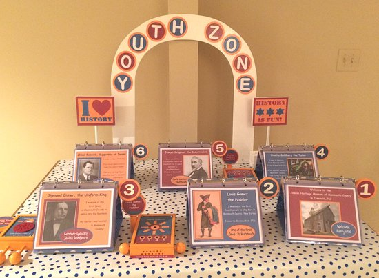Jewish Heritage Museum of Monmouth County: More Youth Zone