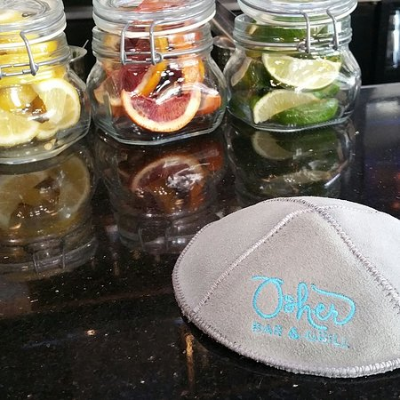 Have your event or private party at Osher Bar & Grill.