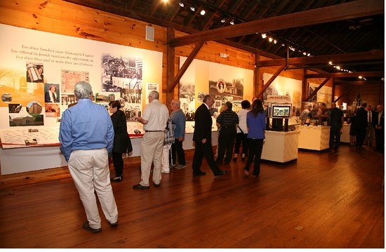 Jewish Heritage Museum of Monmouth County: Opening celebration in May 2017