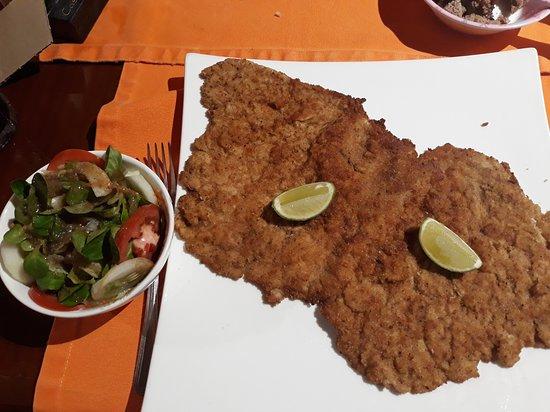 Casa Pascal Restaurant: Pork scallopini