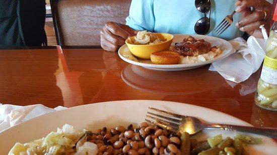 Meatloaf Dinner Picture Of We Got Soul Soul Food Restaurant Stone Mountain Tripadvisor