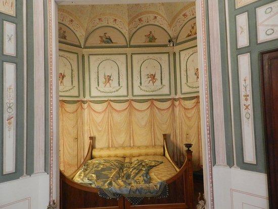 Una Camera Da Letto Picture Of Palazzo Milzetti Museo Nazionale Dell Eta Neoclassica In Romagna Faenza Tripadvisor