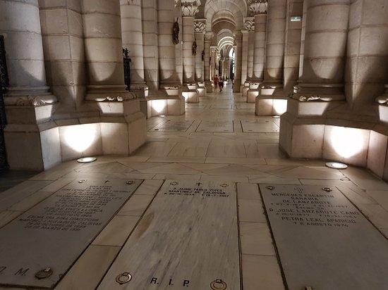 Cripta de la Almudena Foto