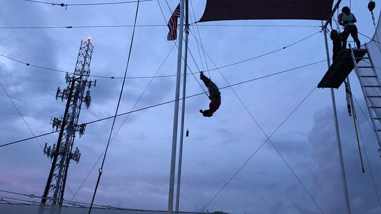 Nomi Flying Trapeze: Miami Flying Trapeze - Planche