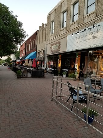Historic Downtown McKinney照片