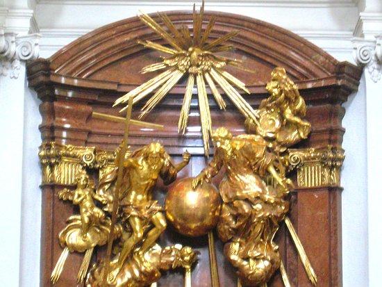 Dreifaltigkeitskirche (Holy Trinity Church): For the Glory of God