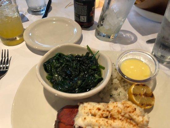 Bonefish Grill - Denver West: Lobster