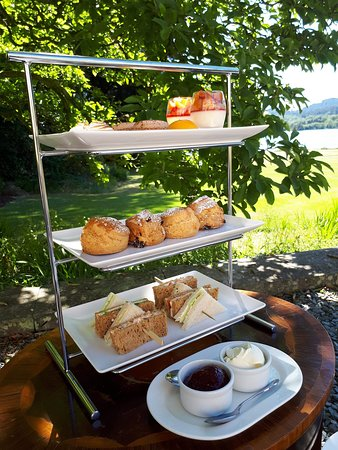 afternoon tea at storrs hall bowness on windermere restaurant rh tripadvisor co uk