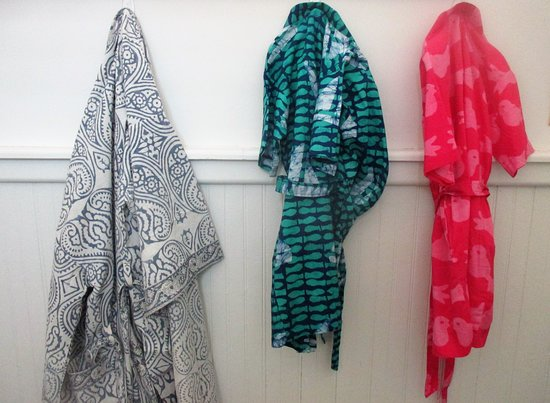 Berryville, VA: We have bathrobes and bath products for children and adults!