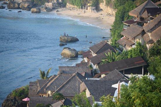 Bukit, Indonesien: Bingin Beach