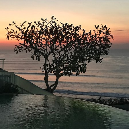 Bukit, Indonesien: Sunset