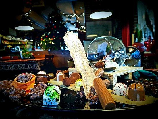 Staphorst, Niederlande: Kerst