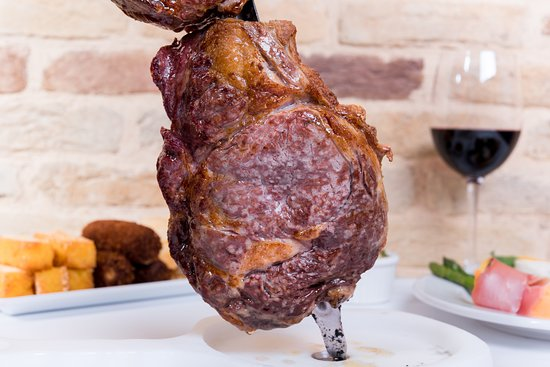 Galeto Brazilian Steakhouse: Rib eye