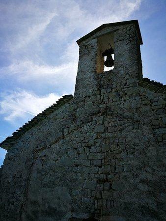 Ponte nelle Alpi, Ιταλία: Chiesetta di S. Andrea in Monte