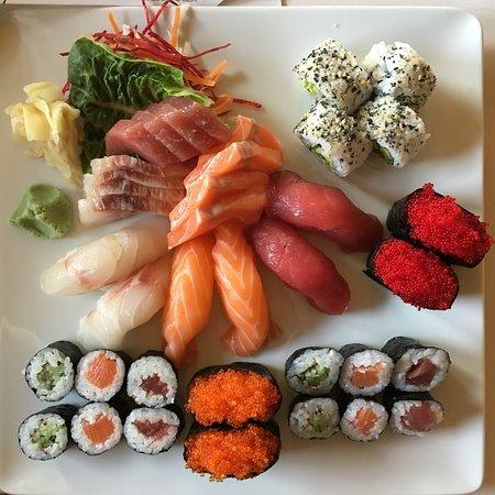 Bilde fra Wish Restaurante & Sushi