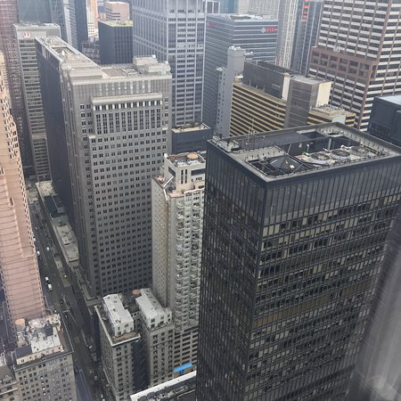 Courtyard by Marriott New York Manhattan/Central Park: City view from 64th floor Broadway side