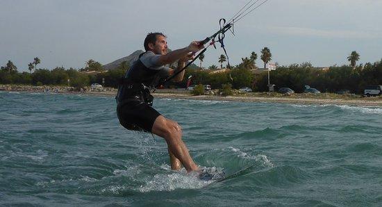 Kitesurfing Club Mallorca: meilleurs spots de kite à Majorque pour apprendre le kitesurf avec l'école de kitesurf de Majorq