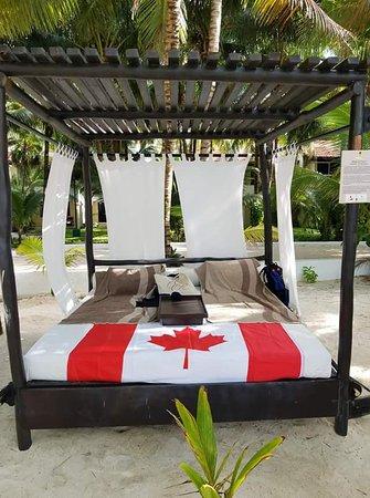 El Dorado Seaside Suites: Happy Canada Day!