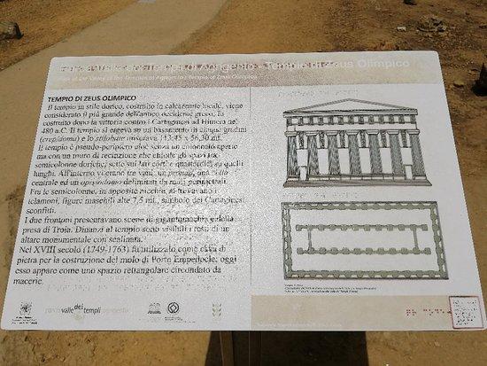 Valle dei Templi Foto
