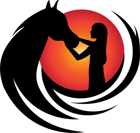 Leavenworth, WA: Wild At Heart Horse Rides Logo
