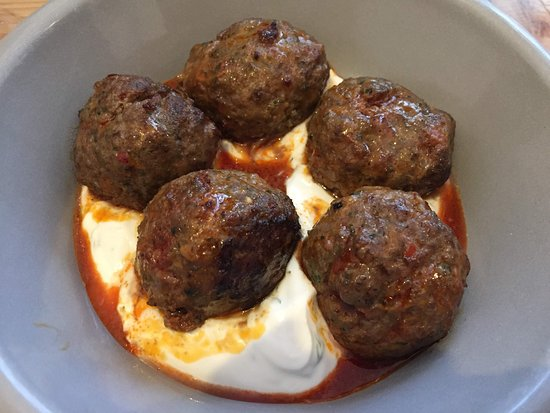 Balls: That's a spicy meatball!