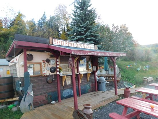 Cherry Valley, NY: Open for the season May thru October
