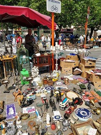 Brocantmarkt Sint-Jacobs