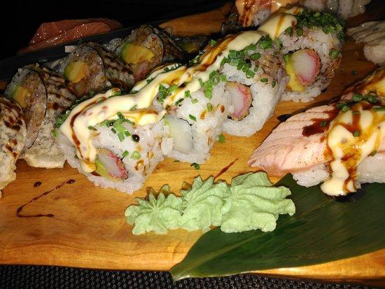 Sushi 91 Fusion Oriental: Otro punto de vista